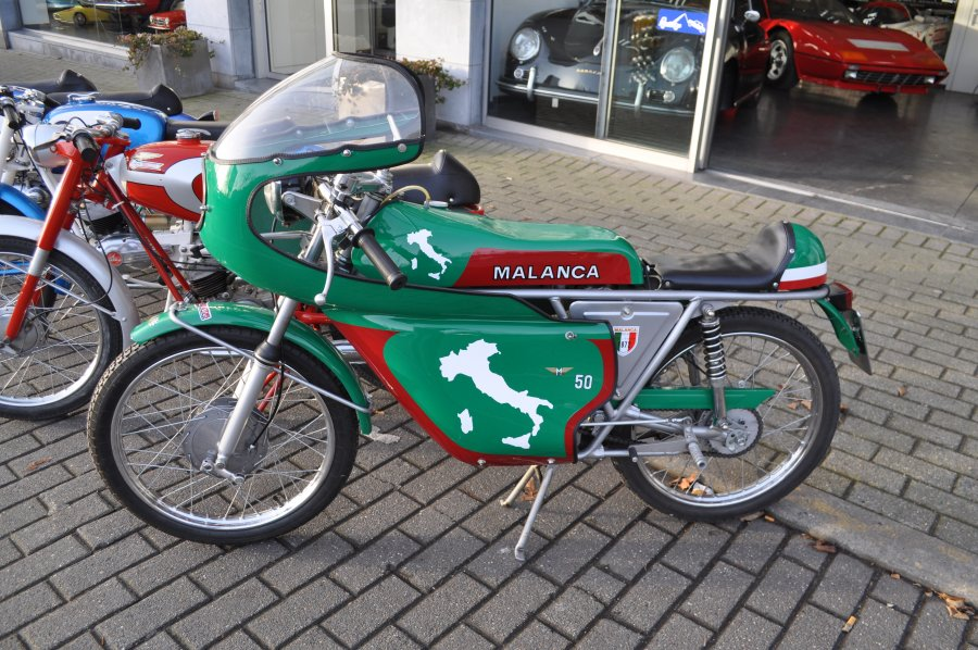 50 cc moped 12